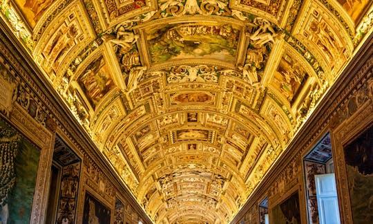 Эксклюзивная экскурсия в музеи Ватикана, собор Святого Петра и Сикстинская капелла
