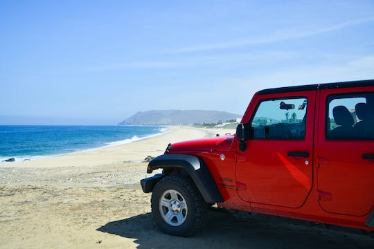 Los Cabos private 4x4 Offroad Tour