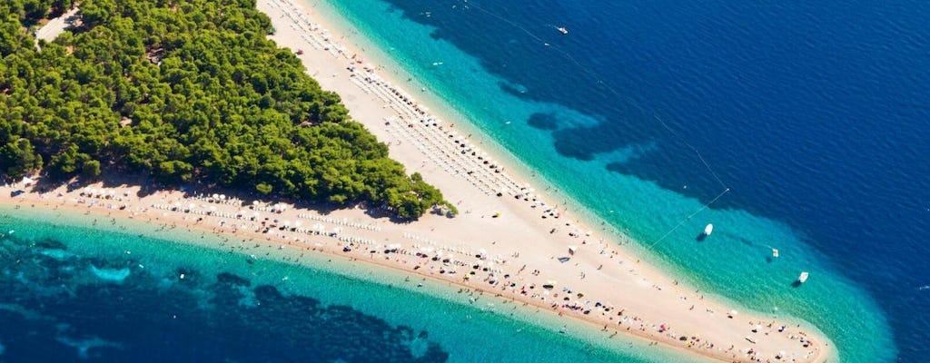 Excursión en barco de día completo al Cuerno de Oro, Brač y Hvar desde Split