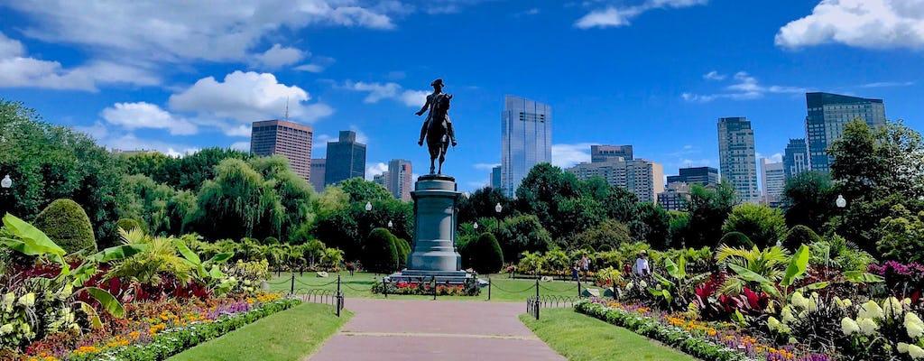 Visite à pied des points forts de la photographie et de l'histoire de Boston