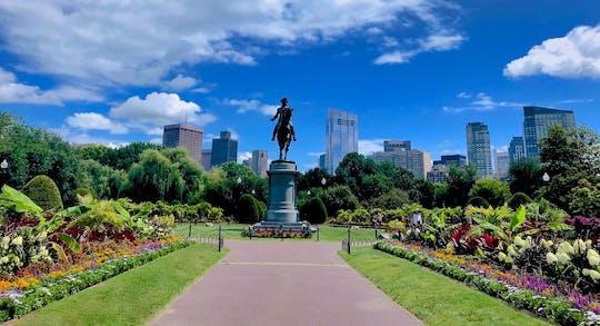 Destaques da fotografia de Boston e passeio histórico a pé