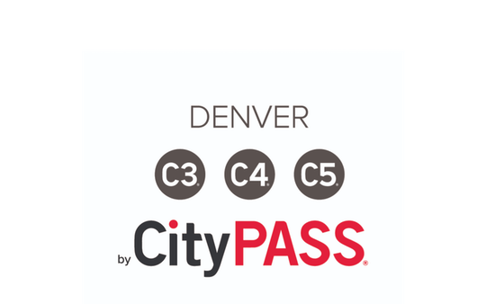 Denver CityPASS C3, C4, C5 Tickets
