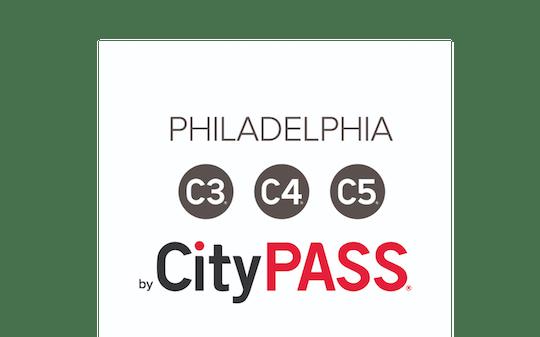 Biglietti Philadelphia CityPASS C3, C4, C5