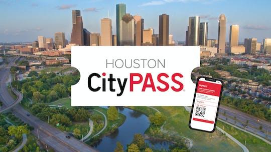 Houston CityPASS Mobile Ticket
