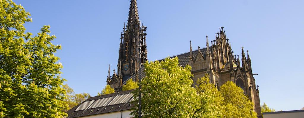 Passeggiata storica attraverso Basilea con un locale