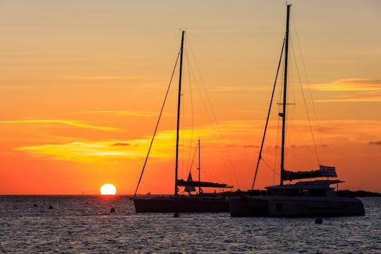 Catamaran Ibiza Sunset – Zonder Transfer