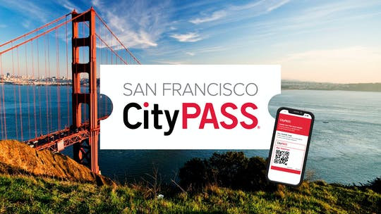 San Francisco CityPASS Mobiel Ticket