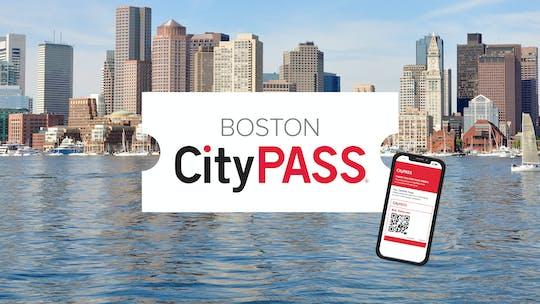 Boston CityPASS elektronisches Ticket