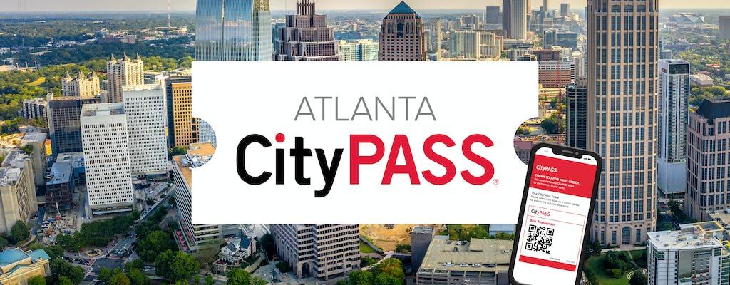 Atlanta CityPASS mobile ticket