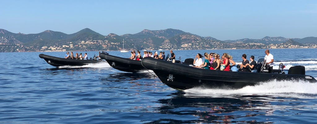 Boat trip to Monaco from Nice with a snorkeling session