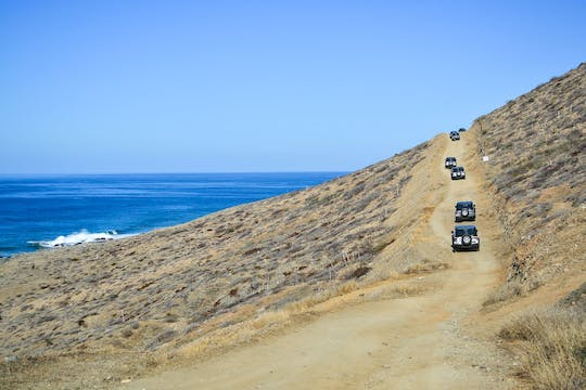 Todos Santos Offroad 4x4 private Tour