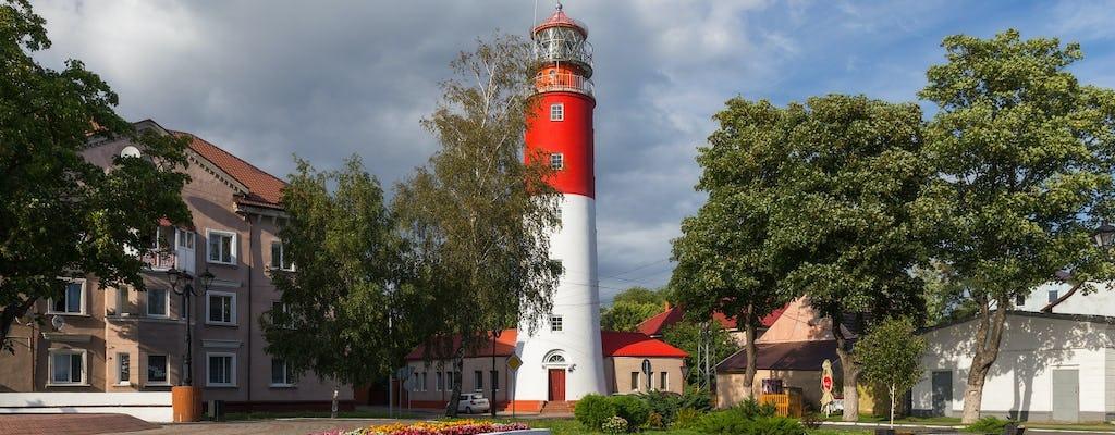 Excursión a las ciudades costeras de Baltiysk y Yantarny desde Kaliningrado