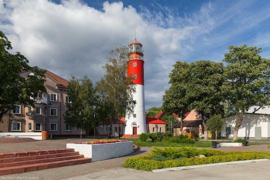 Excursão para as cidades costeiras de Baltiysk e Yantarny saindo de Kaliningrado
