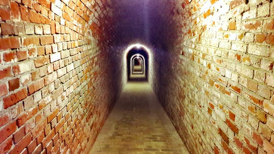 Tours to the secrets of the underground Königsberg-Kaliningrad