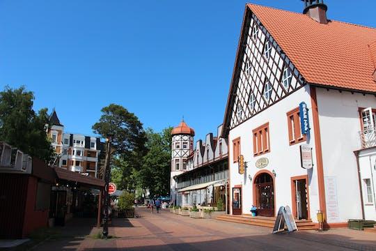 Excursão ao castelo Shaaken e Svetlogorsk, a pérola à beira-mar de Kaliningrado