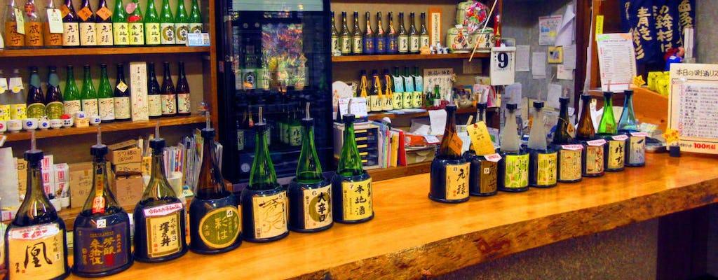 Пивоварня саке и дегустационный тур по Оме-Токио