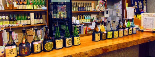 Sake Brewery and tasting tour in Ome-Tokyo