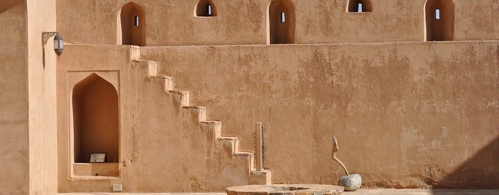 Prywatna wycieczka po mieście Fudżajra i Dibba z Ras Al Khaimah
