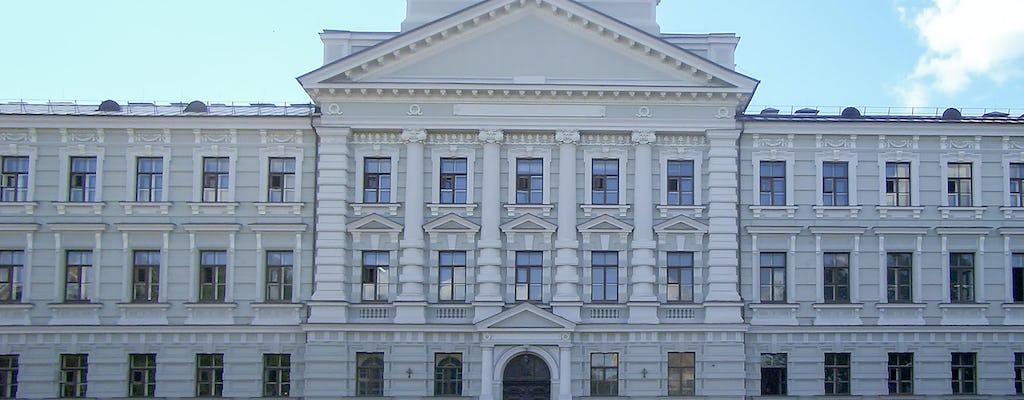 Tour privado de 2 horas ao museu KGB em Vilnius