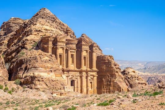 Tour privato di Petra partendo dal monastero