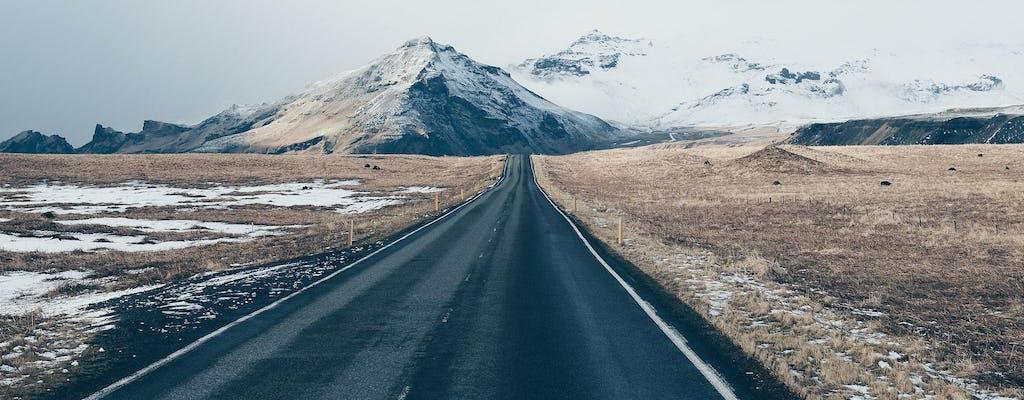 Tour por la costa sur de Islandia y la cascada de Skogafoss