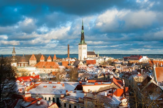 Tallinn Old Town tour for families