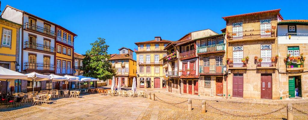 Tour privato di mezza giornata di Guimarães