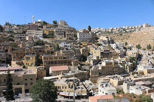 Private As-Salt walking tour with optional lunch or home visit from Amman