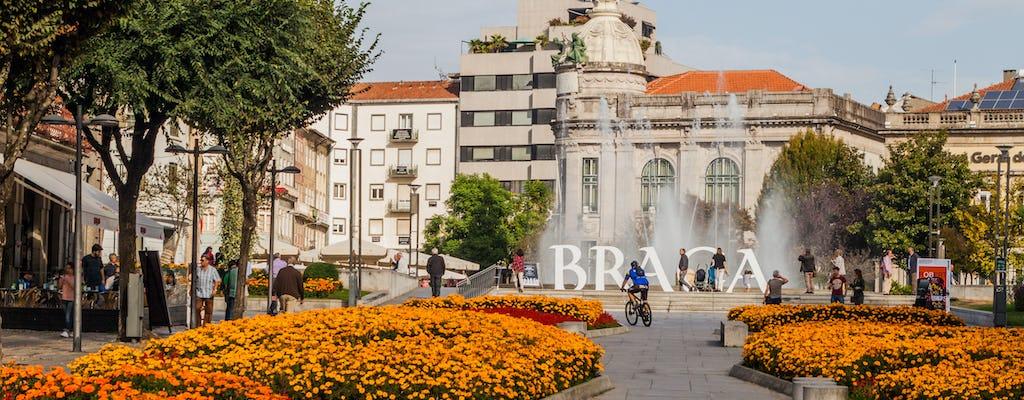 Tour privado de meio dia em Braga
