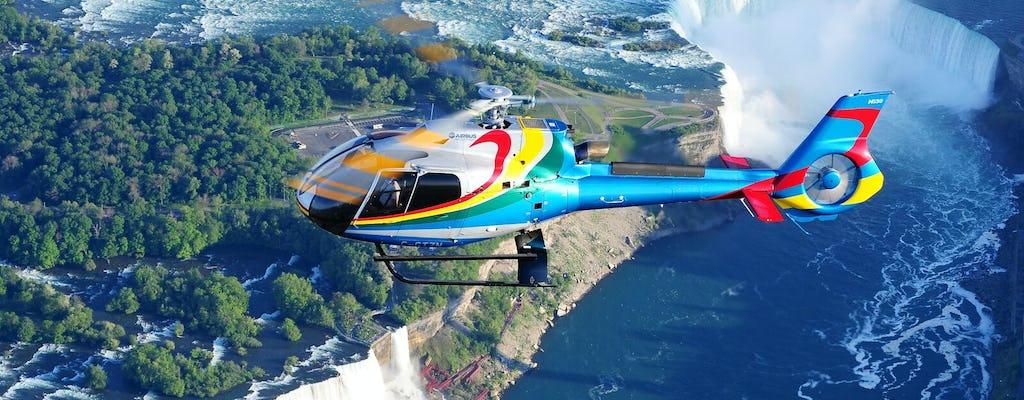Tour in elicottero delle Cascate del Niagara di 12 minuti