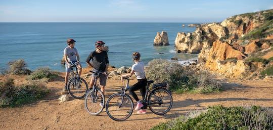E-biketour door stad en strand door Albufeira