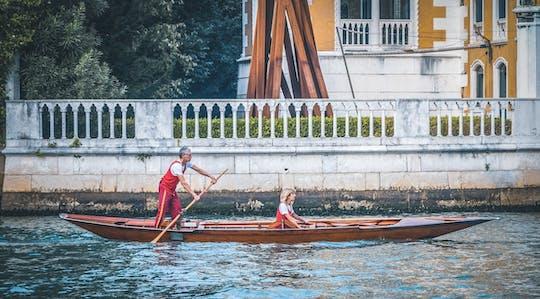 Esperienza di Voga alla Veneta nei canali di Venezia