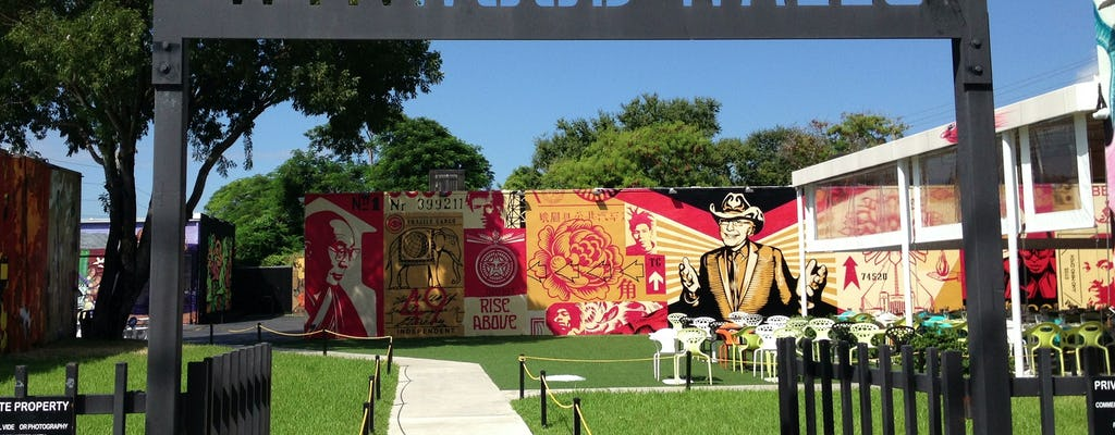 Guided Miami city tour