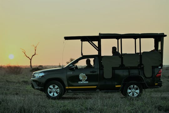 Kruger National Park & Panorama 4-daagse gedeelde groepssafari