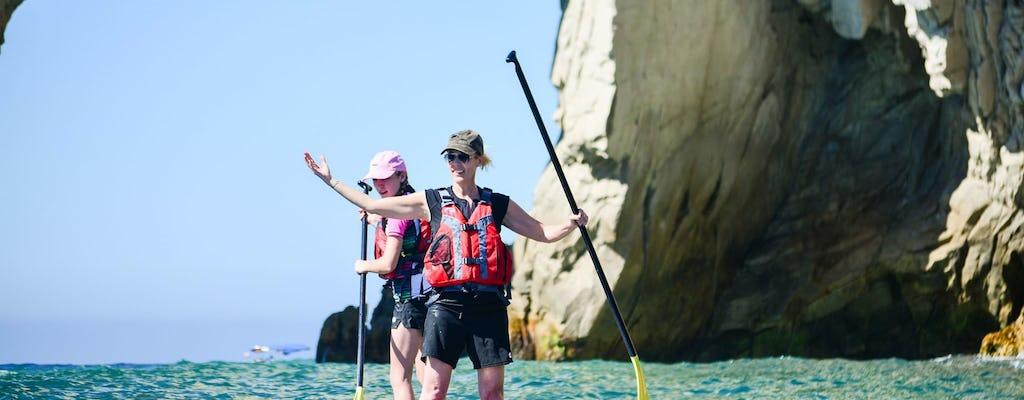 Los Cabos: 3 uur durende paddleboard- en snorkeltocht bij The Arch