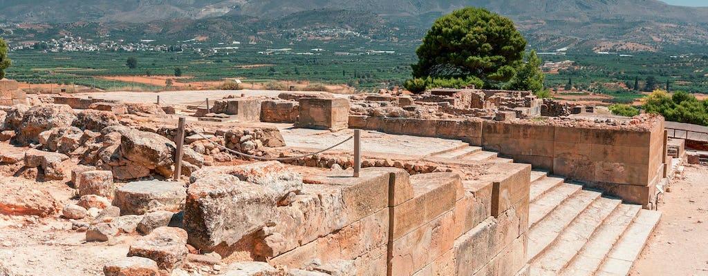 Private Tour durch Matala und Südkreta von Heraklion
