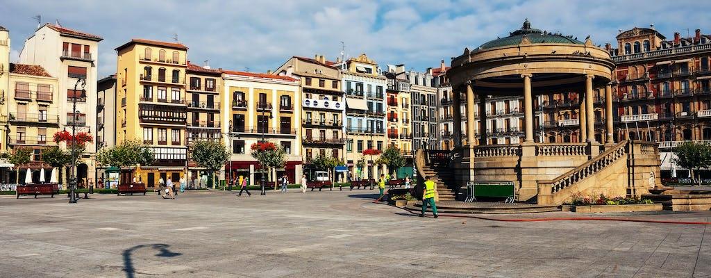 Tour naar Pamplona en Olite Royal Palace vanuit San Sebastian