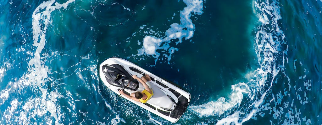 Waverunner guided tour from RIU Atoll and RIU Palace Maldivas