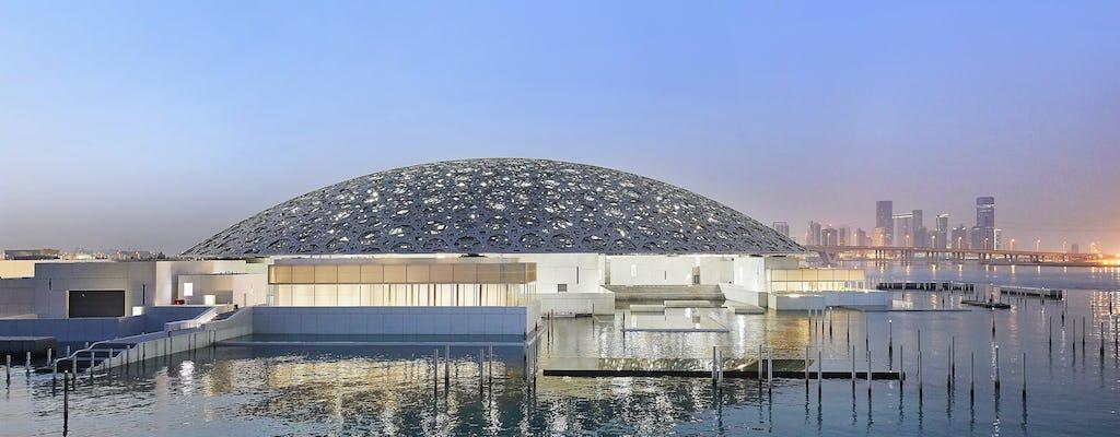 Ingressos sem filas para o Louvre Abu Dhabi