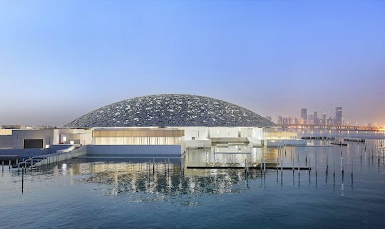 Louvre Abu Dhabi skip-the-line admission tickets