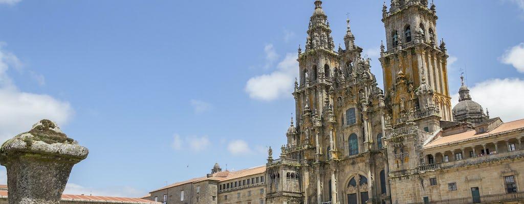 Passeio de dia inteiro em Santiago de Compostela