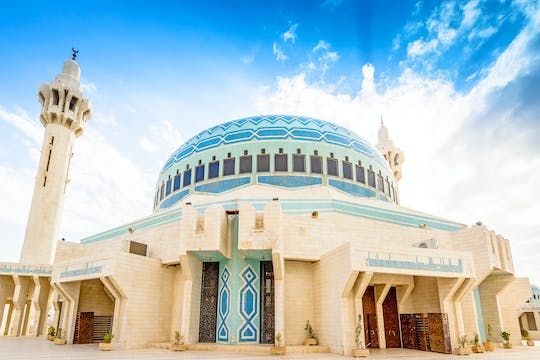 Private half-day tour of King Abdullah mosque and Jordan valley Sahaba