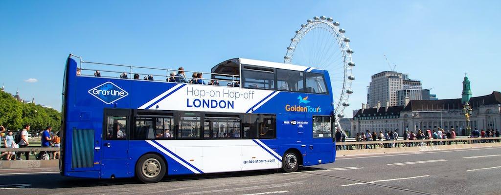 Автобусный тур Hop-on Hop-off по Лондону - 48 часов