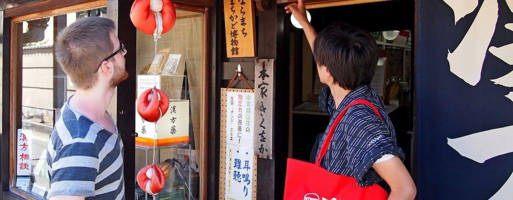 Visite guidée à pied de l'essence de Nara