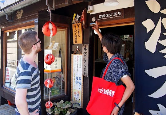 The essence of Nara guided walking tour