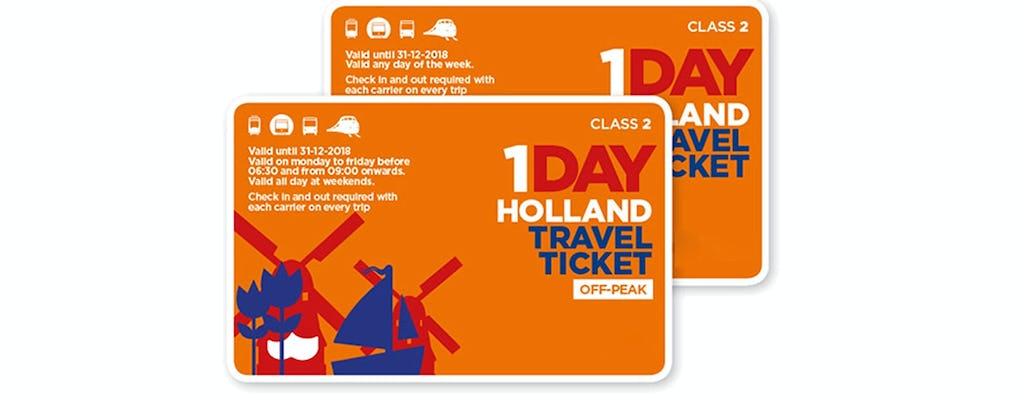 Голландия Проездной Билет