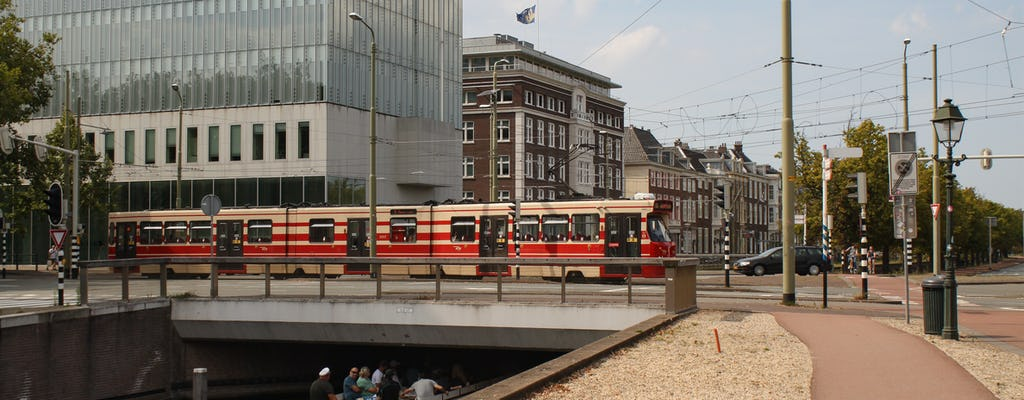 Гаага НТМ 1-дневный билет на общественный транспорт