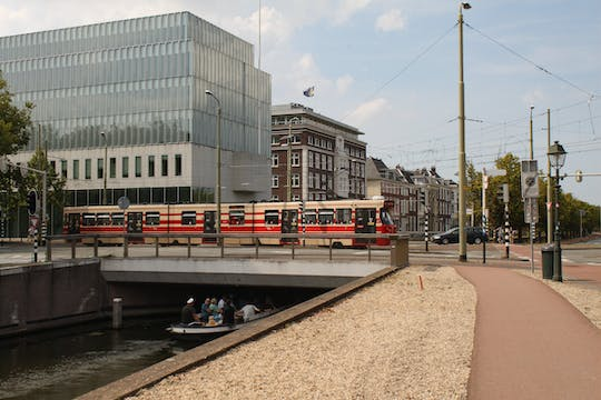 The Hague HTM 1-day public transportation ticket