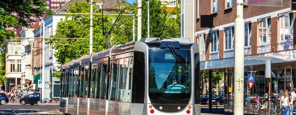 Billete de transporte público RET de Rotterdam de 1 día