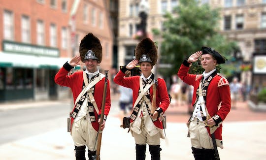 Freedom Trail photography & history walking tour